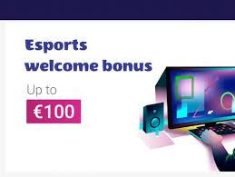 esports vbet bonus