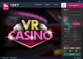 VR Casino Bonus 2020